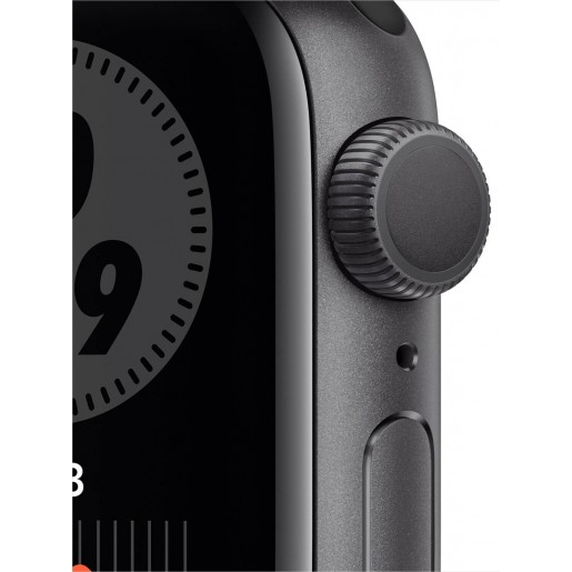 Apple Watch Series 6 GPS 44mm Space Gray Aluminium Case with Anthracite/Black Nike Sport Band (MG173)